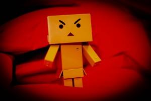 Angry Danbo