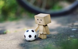danbo-with-football